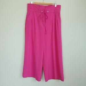 NY & Company | cropped wide leg pants